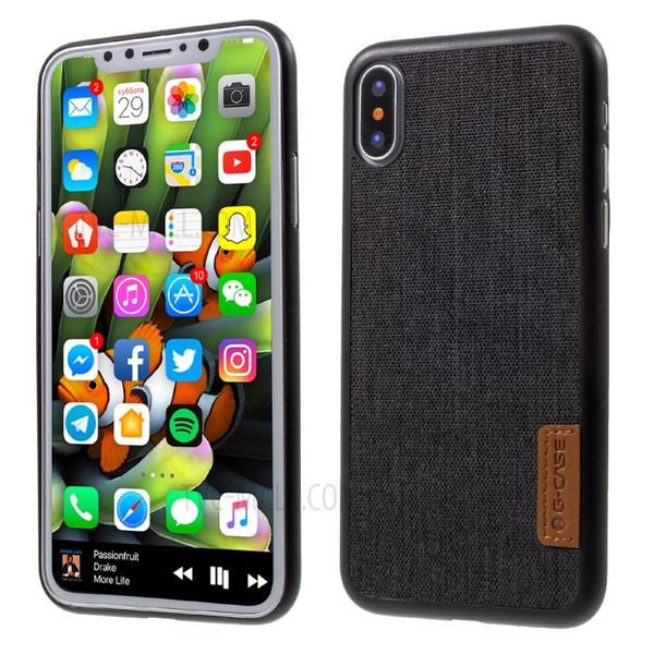 کاور گوشی جی کیس مدل Dark Series-3 مناسب برای iPhone X /Xs