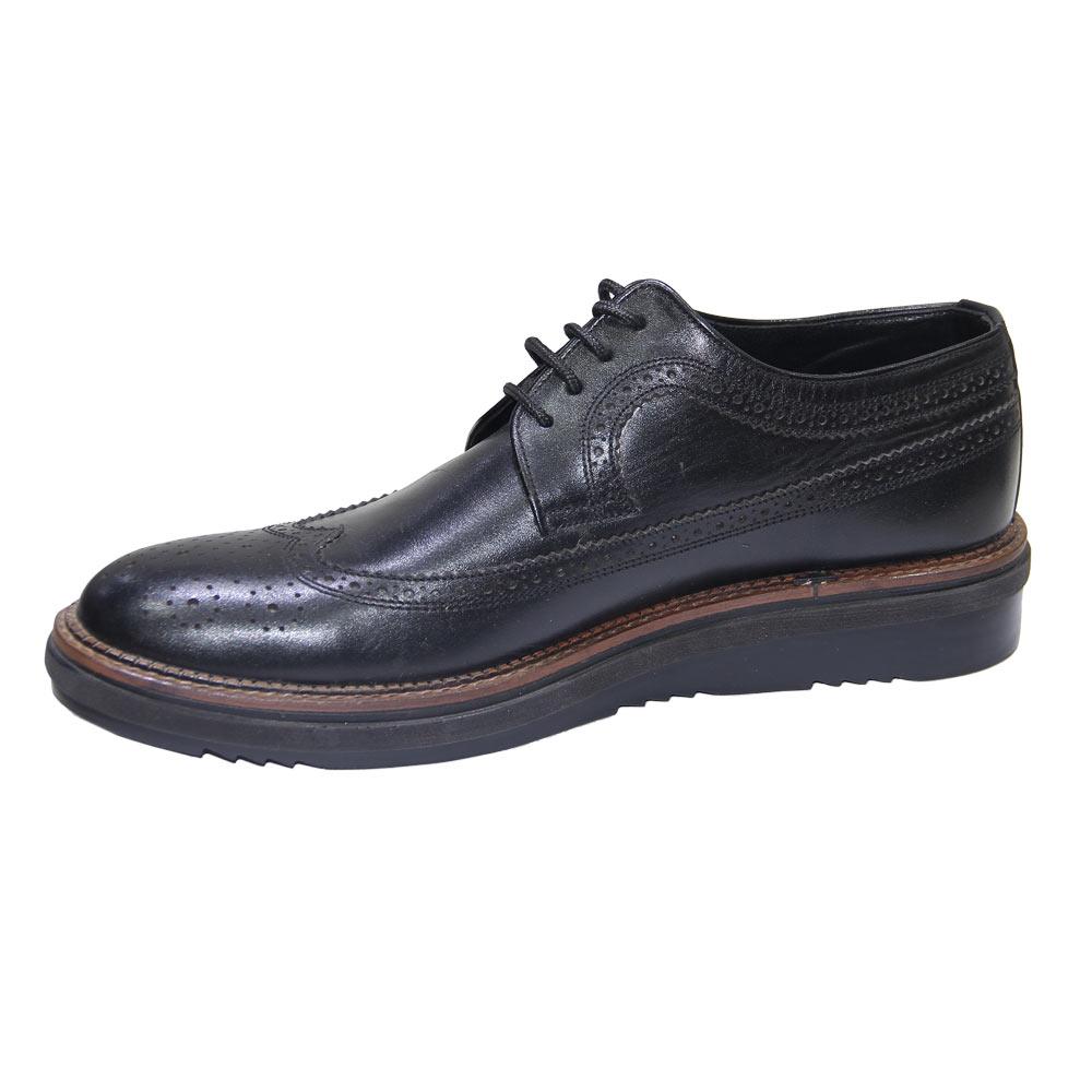 کفش مردانه مدل هشت ترک 1651