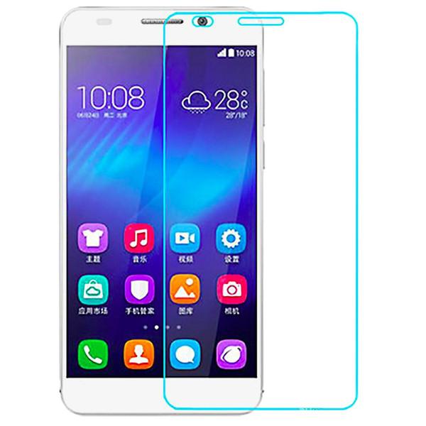 محافظ صفحه نمایش شیشه ای تمپرد هوکار مناسب برای گوشی Huawei Honor 6