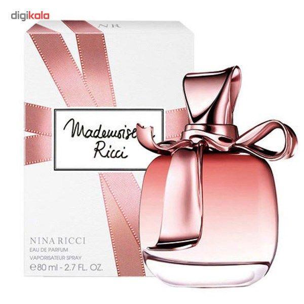 ادو پرفیوم زنانه نینا ریچی مدل Mademoiselle Ricci حجم 80 میلی لیتر main 1 2