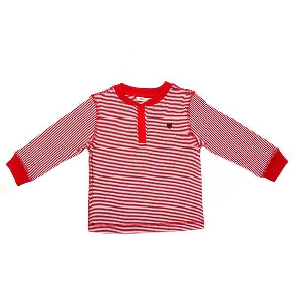 تی شرت پسرانه زیروتن مدل 526412427910-116-B