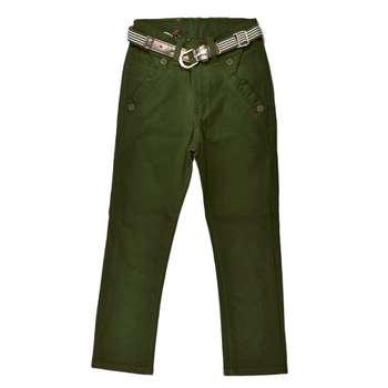 شلوار پسرانه راین جینز مدل Green 001 |