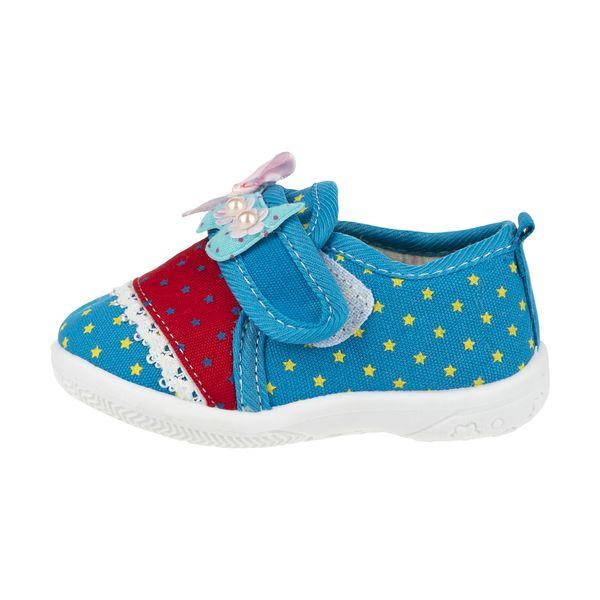 کفش نوزادی دخترانه کد 100