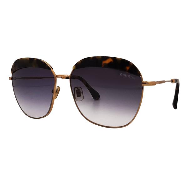 عینک آفتابی زنانه میو میو مدل SMU53