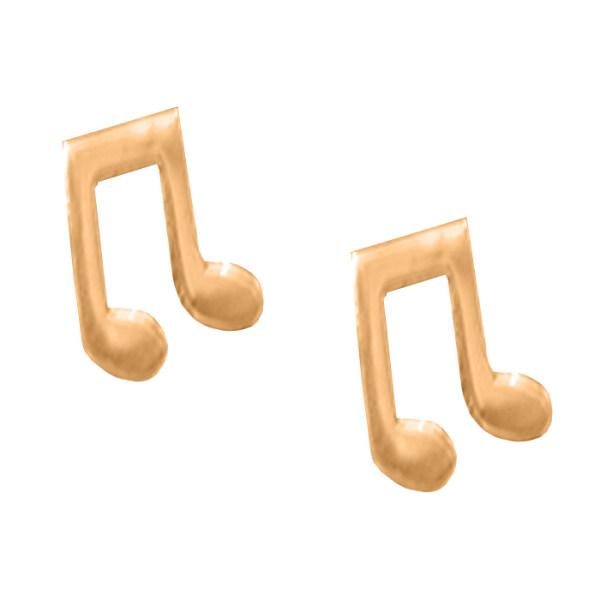 گوشواره طلا 18 عیار نازنین کد T1272