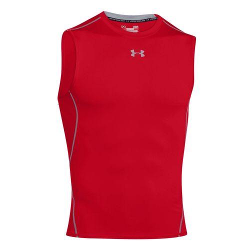تاپ ورزشی مردانه آندر آرمور مدل  HeatGear Armour Compression کد 600-1257469