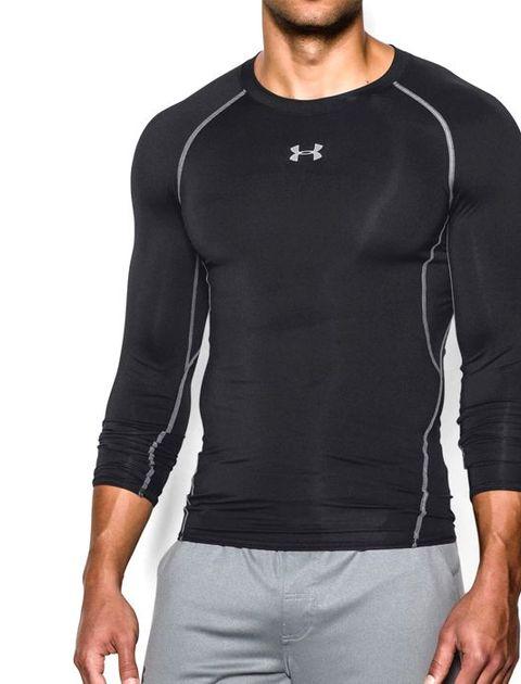 تی شرت ورزشی مردانه آندر آرمور مدل HeatGear Armour Compression کد 001-1257471 -  - 3