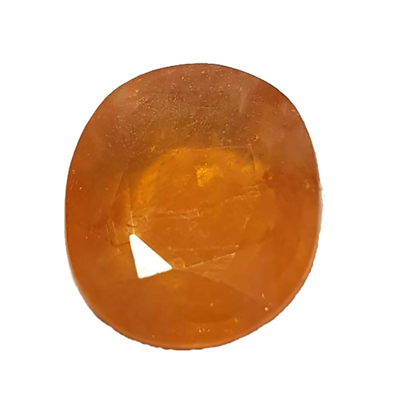 سنگ طبیعی یاقوت زرد کد 790