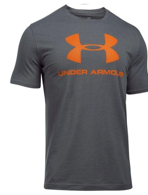 تی شرت ورزشی مردانه آندر آرمور مدل Sportstyle Logo کد 041-1257615 -  - 1
