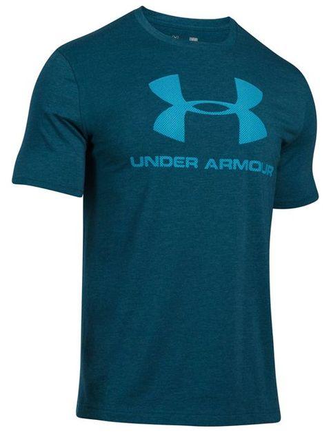 تی شرت ورزشی مردانه آندر آرمور مدل Sportstyle Logo کد 918-1257615 -  - 1