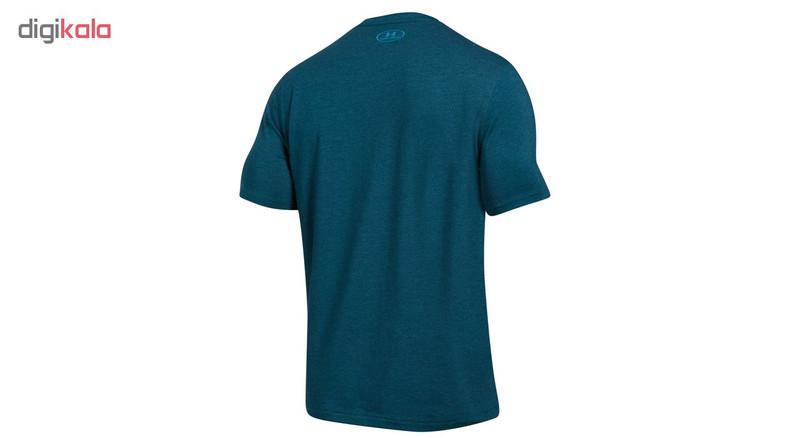 تی شرت ورزشی مردانه آندر آرمور مدل Sportstyle Logo کد 918-1257615
