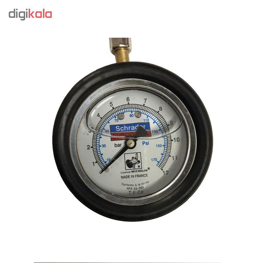 درجه باد (فشار سنج باد) روغنی مدل ORGINAL