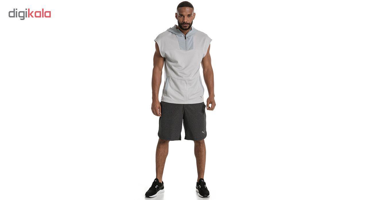 شورت ورزشی مردانه پوما مدل Oceanaire Hybrid -  - 5