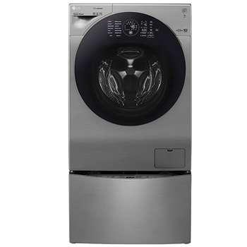 ماشین لباسشویی ال جی مدل WM-G128SS-GSC ظرفیت 8 کیلوگرم   LG WM-G128SS-GSC Washing Machine 8 Kg