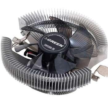 سیستم خنک کننده بادی گرین مدل Tiny Cool 90 rev1.1 | Green Tiny Cool 90 rev1.1 Air Cooling System