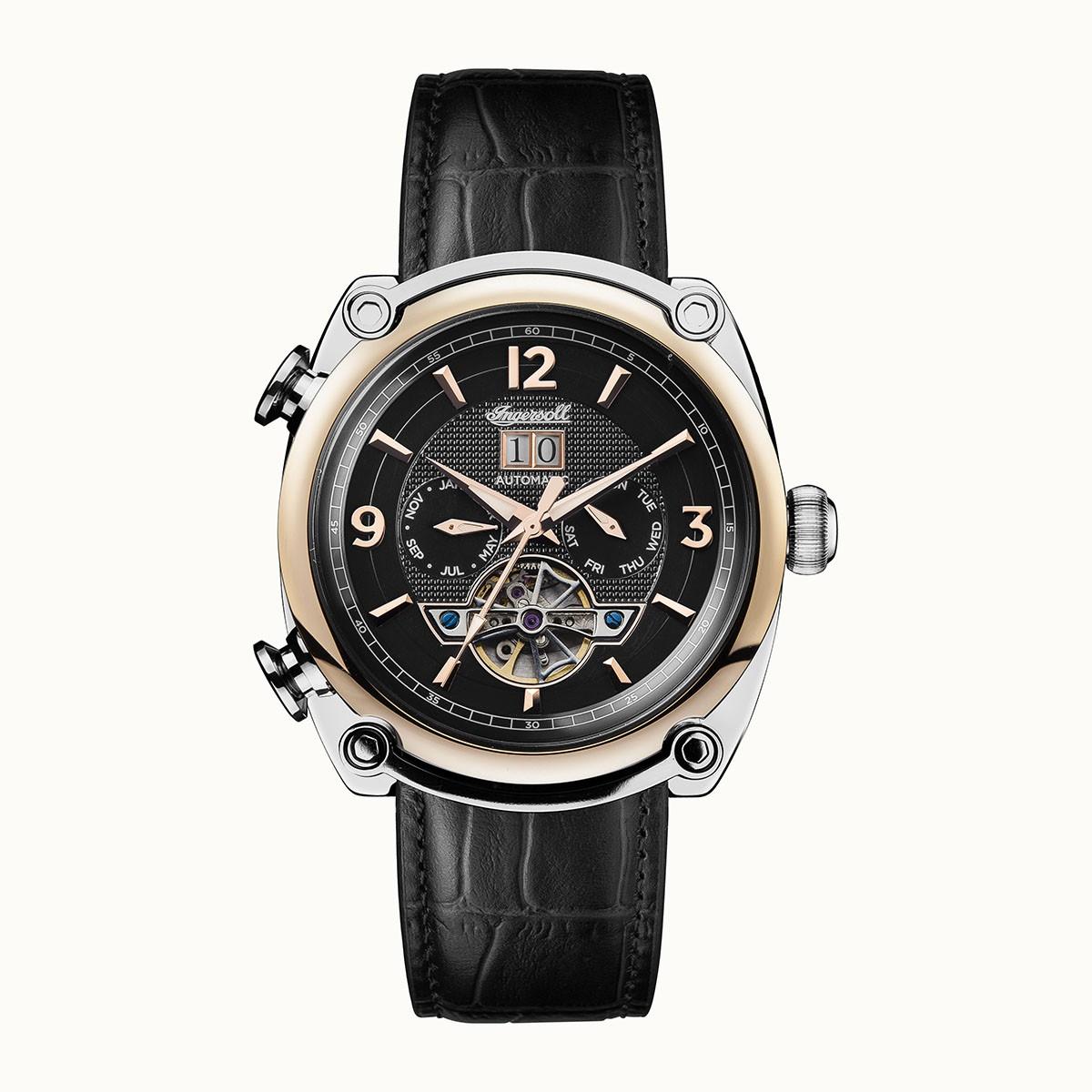 ساعت مچی عقربه ای مردانه اینگرسل مدل I01102 38