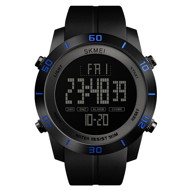 ساعت مچی دیجیتالی مردانه اسکمی مدل 1353A
