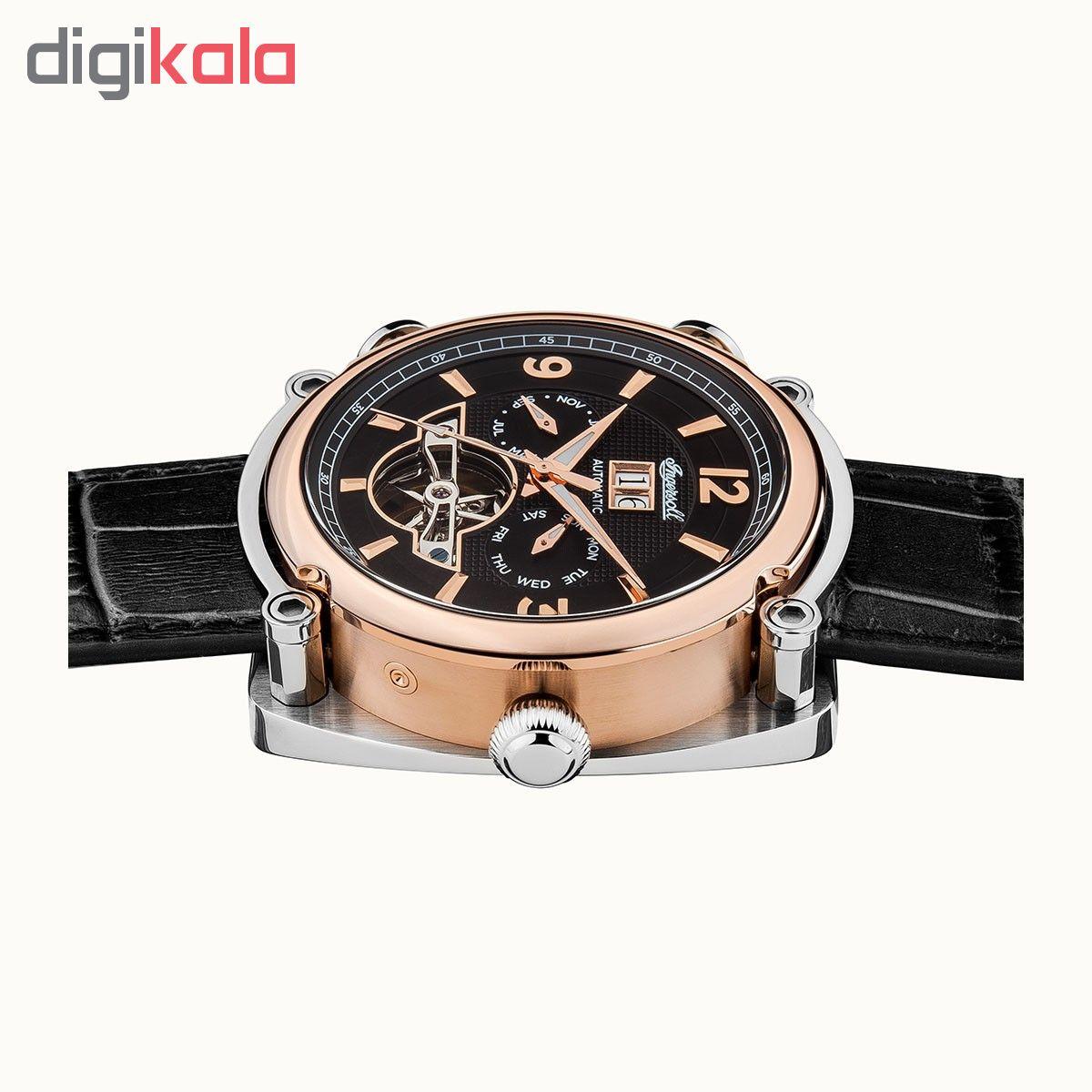 ساعت مچی عقربه ای مردانه اینگرسل مدل I01102