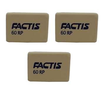 پاک کن فکتیس مدل 60RP کد 50 بسته 3 عددی