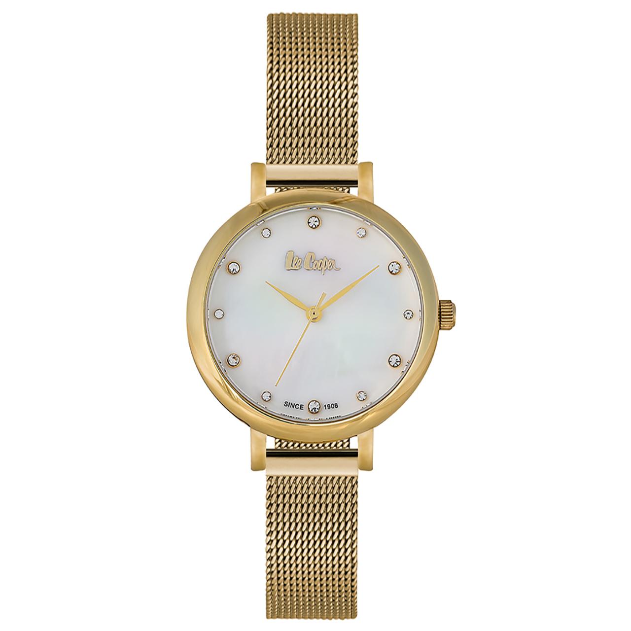 ساعت مچی عقربه ای زنانه لی کوپر مدل LC06530.120