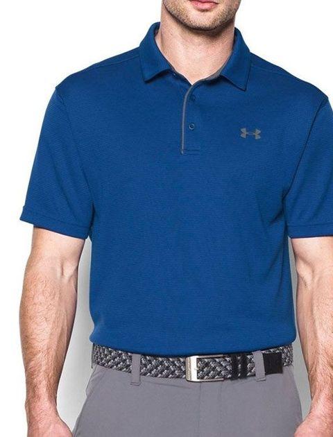 پولوشرت ورزشی مردانه آندر آرمور مدل Tech-Polo -  - 3