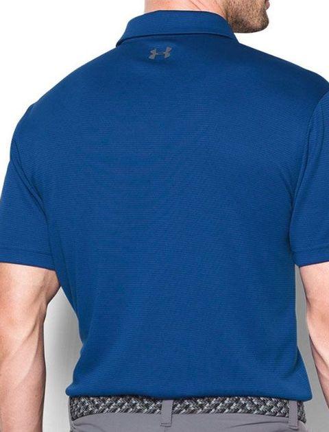 پولوشرت ورزشی مردانه آندر آرمور مدل Tech-Polo -  - 4