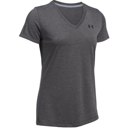 تی شرت ورزشی زنانه آندر آرمور مدل Threadborne Train V-Neck