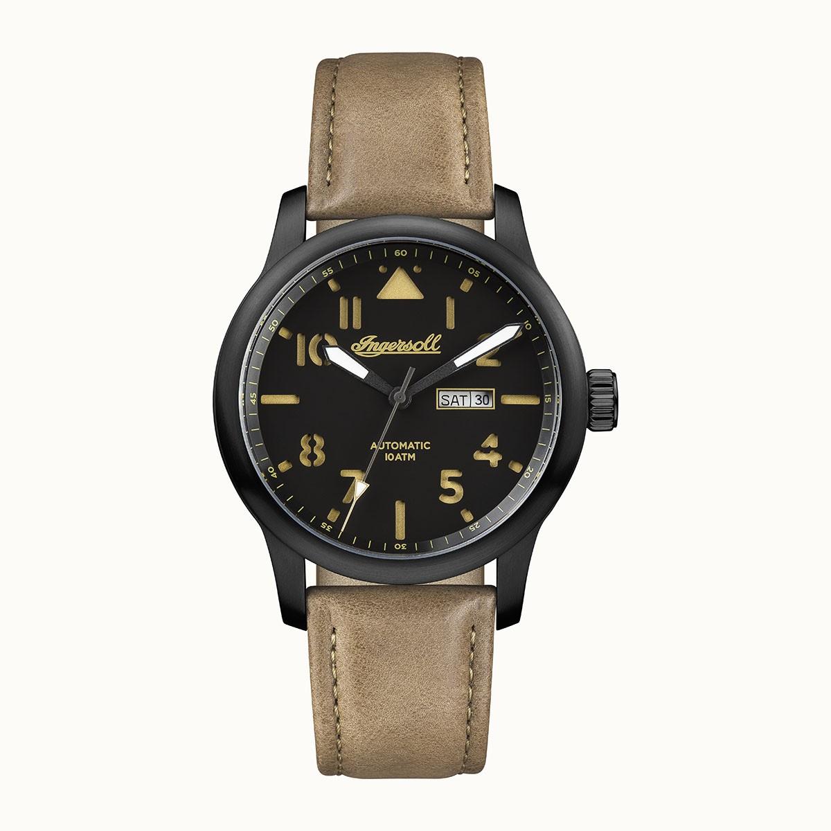 ساعت مچی عقربه ای مردانه اینگرسل مدل I01302 14