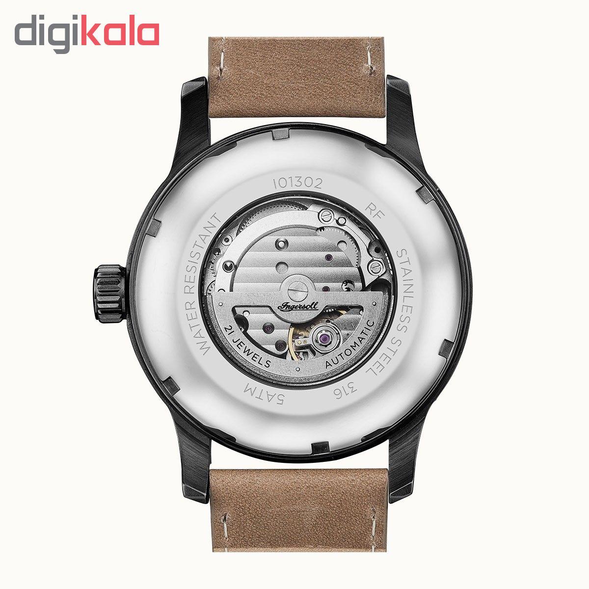 ساعت مچی عقربه ای مردانه اینگرسل مدل I01302