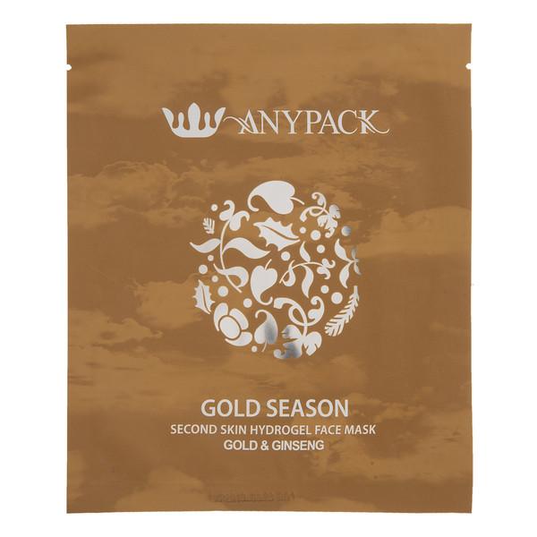 ماسک احیا کننده و پاکسازی کننده صورت آنی پک مدل Gold Season مقدار 15.0 گرم