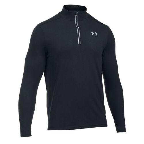 تی شرت ورزشی مردانه آندر آرمور مدل Streaker ¼ Zip