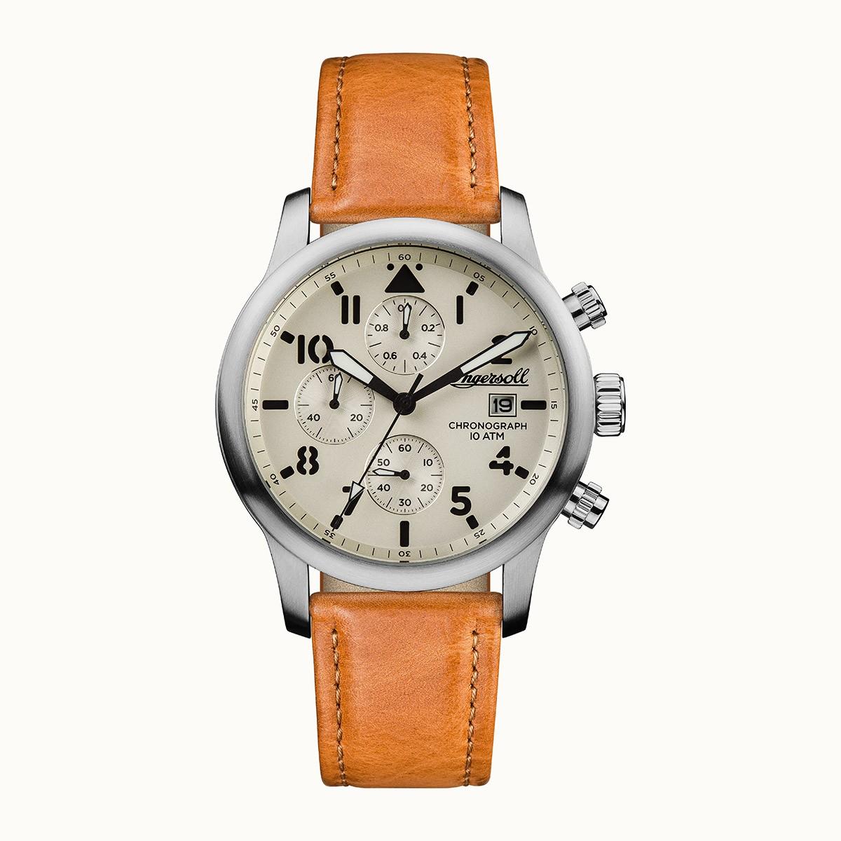 ساعت مچی عقربه ای مردانه اینگرسل مدل I01501