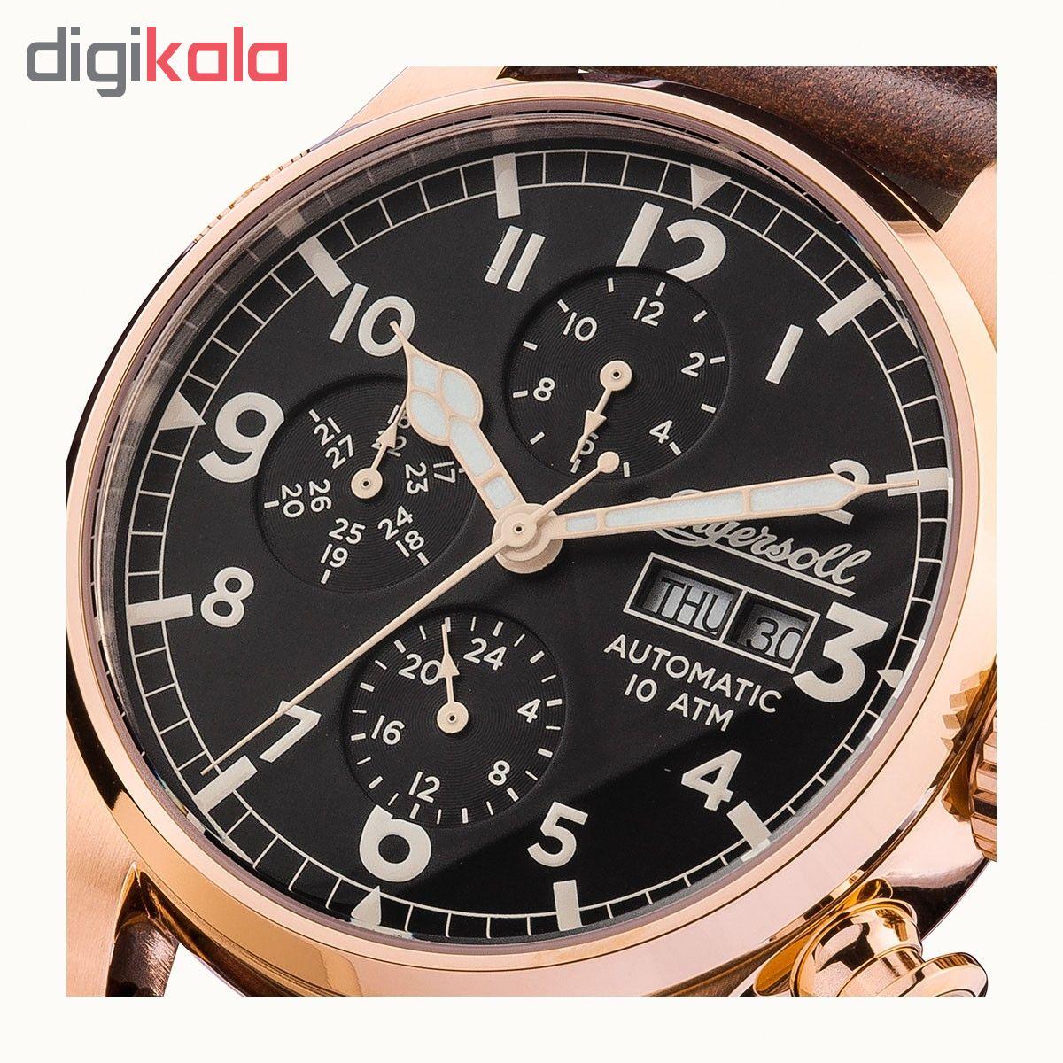 ساعت مچی عقربه ای مردانه اینگرسل مدل I02201