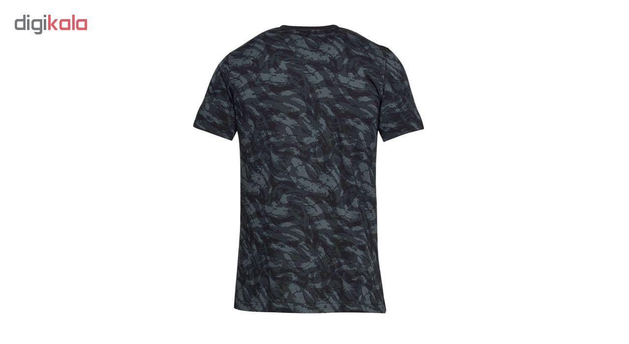 تی شرت مردانه آندر آرمور مدل AOP SPORTSTYLE SS -  - 1