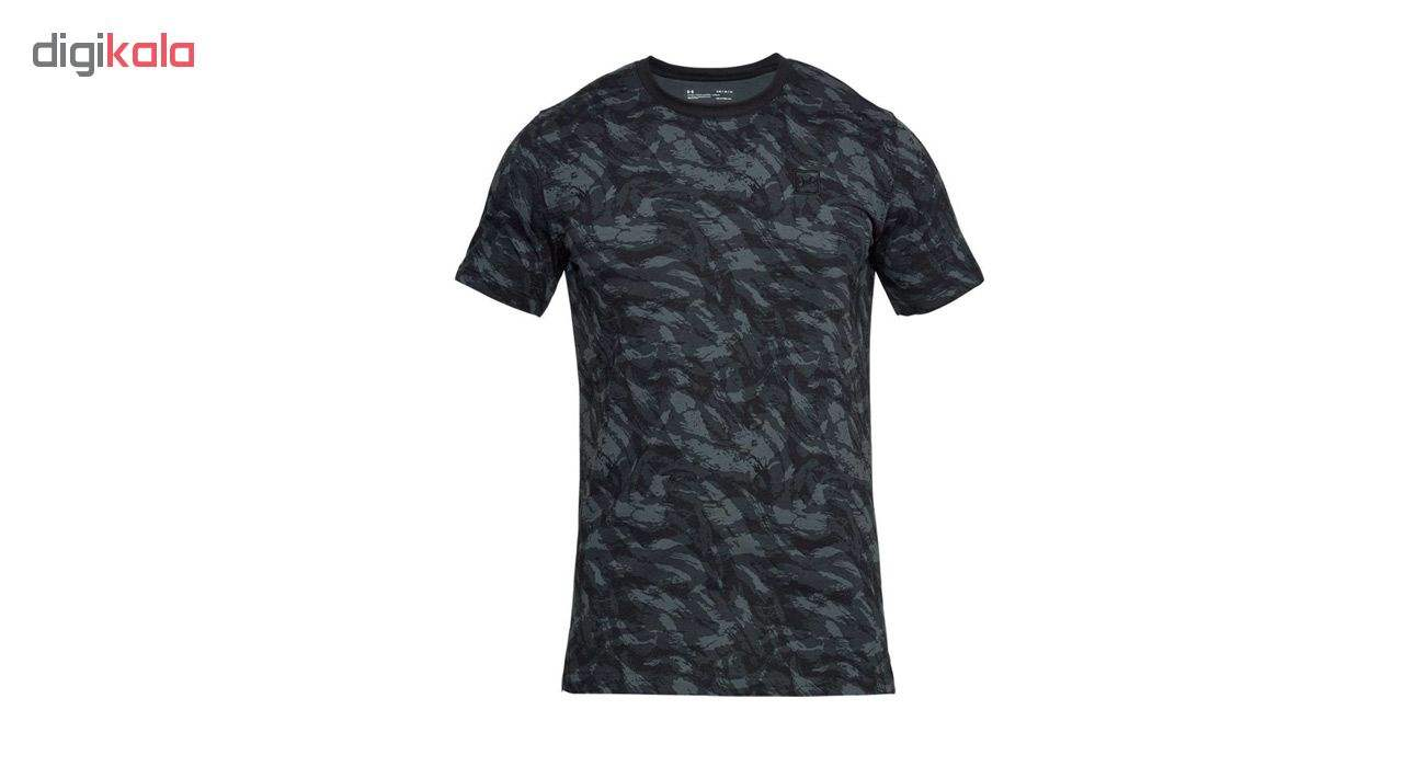 تی شرت مردانه آندر آرمور مدل AOP SPORTSTYLE SS -  - 2