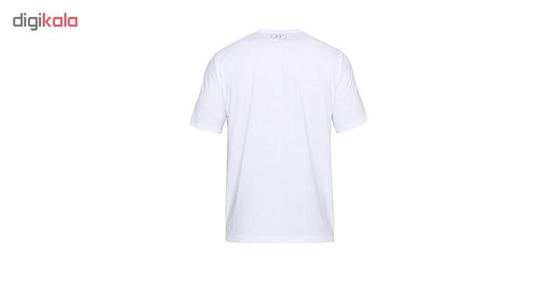 تی شرت مردانه آندر آرمور مدل  Ball Rise Up Throw Down
