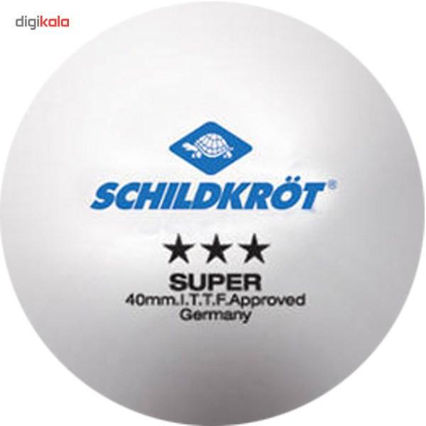 توپ پینگ پنگ شیلدکروت مدل Super 3