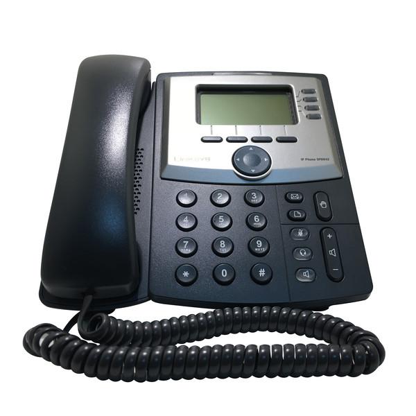 تلفن تحت شبکه لینک سیس مدل SPA 942