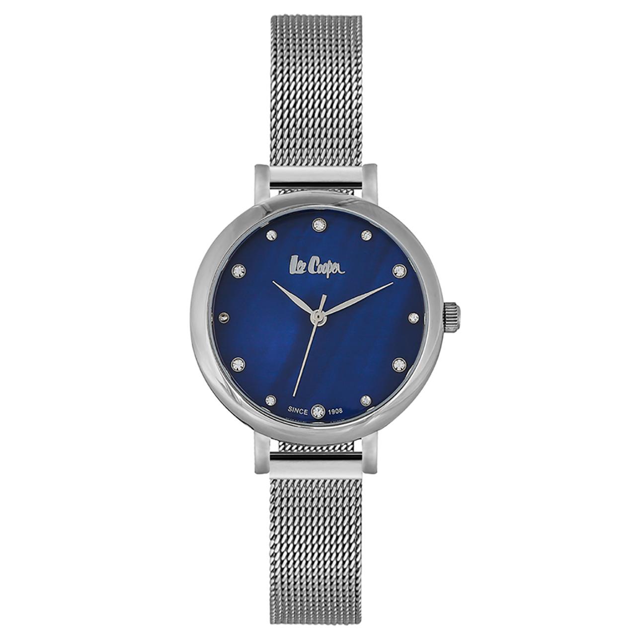 ساعت مچی عقربه ای زنانه لی کوپر مدل LC06530.320 26