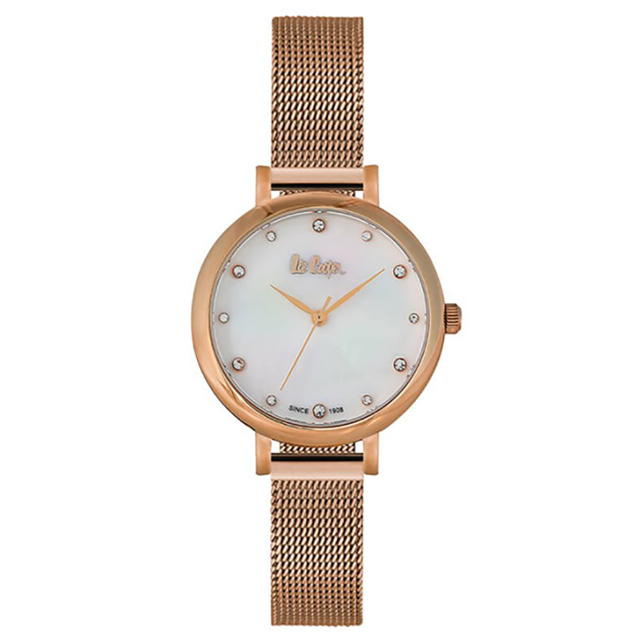 ساعت مچی عقربه ای زنانه لی کوپر مدل LC06530.420 20