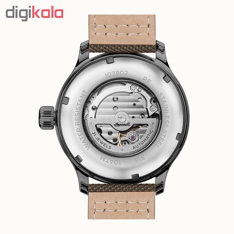 ساعت مچی عقربه ای مردانه اینگرسل مدل I02802