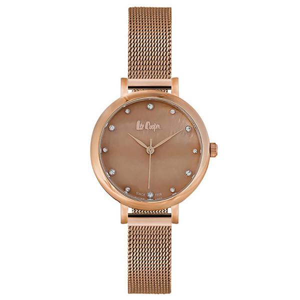 ساعت مچی عقربه ای زنانه لی کوپر مدل LC06530.440
