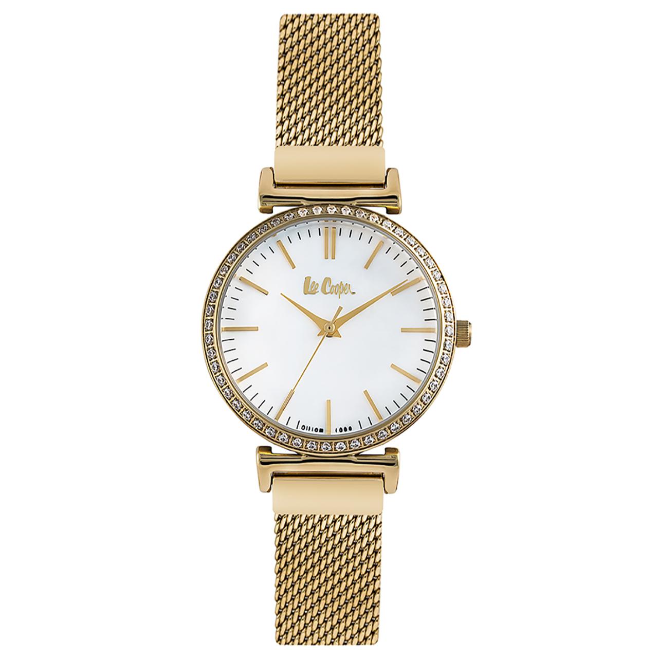 خرید ساعت مچی عقربه ای زنانه لی کوپر مدل LC06534.120