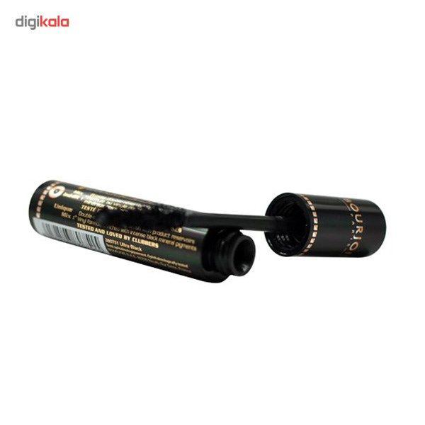 ریمل حجم دهنده بورژوآ مدل Clubbing Ultra Black main 1 2