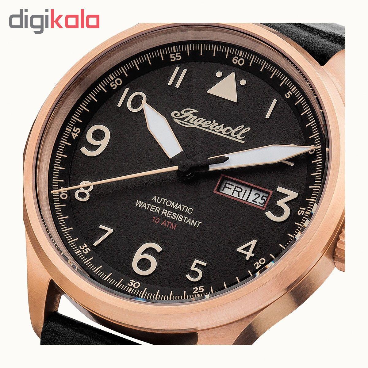 خرید ساعت مچی عقربه ای مردانه اینگرسل مدل I01803