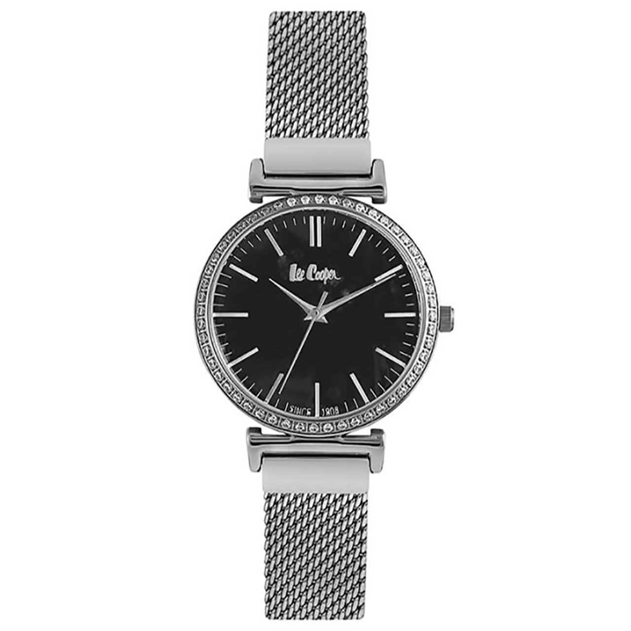 ساعت مچی عقربه ای زنانه لی کوپر مدل LC06534.350
