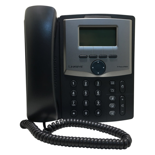 تلفن تحت شبکه لینک سیس مدل SPA 922