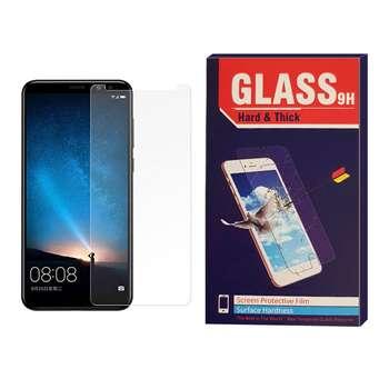 محافظ صفحه نمایش شیشه ای Hard and thick مدل ht016 مناسب برای گوشی موبایل هواوی Mate10 lite