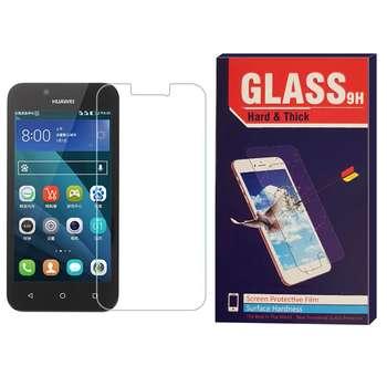 محافظ صفحه نمایش شیشه ای مدل Hard and Thick مناسب برای گوشی موبایل هوآوی Y5/Y560