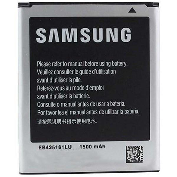 باتری هیسکا مدل EB425161LU با ظرفیت 1500 میلی آمپر ساعت مناسب برای گوشی موبایل سامسونگ گلکسی S3 مینی I8190